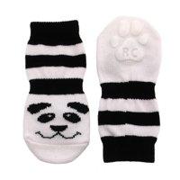 Panda PAWKS Dog Socks - Large