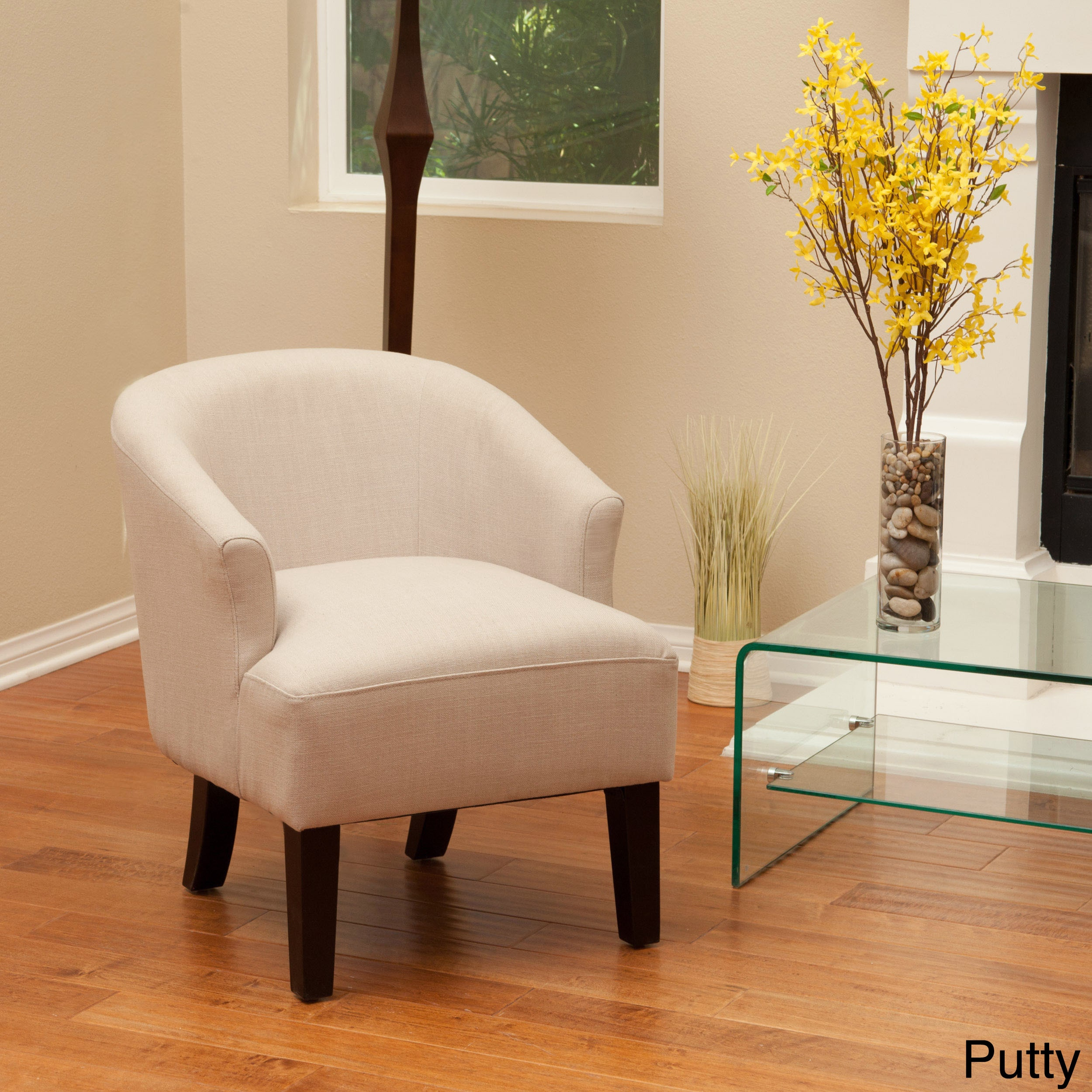 Christopher Knight Home Cardiff Club Chair by by Overstock