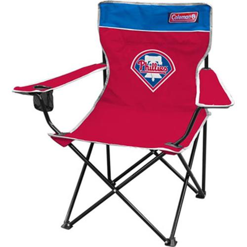 Coleman IF-COL-02290020111 Philadelphia Phillies Broadband Quad Tailgate Chair