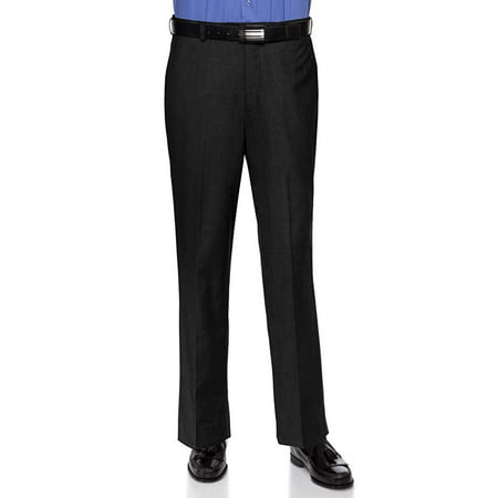 Rgm Gentlemans Only Dress Pants For Men Skinny Fit Modern Flat Front