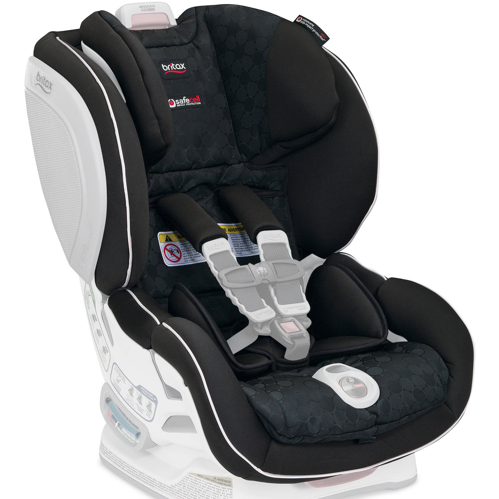 Britax Car Seat Cover Set, Advocate ClickTight Convertible, Circa