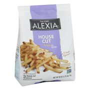 Alexia House Cut Fries with Sea Salt 28 oz. Bag