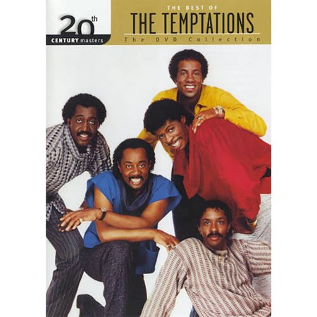 20th Century Masters: The DVD Collection - The Best Of The Temptations (Amaray (The Temptations The Best Of The Temptations Christmas)
