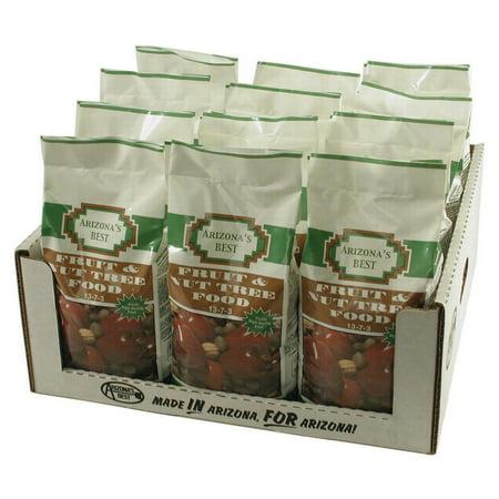 Arizonas Best AZB10102 13-7-3 Fruit & Nut Tree Fertilizer, 5