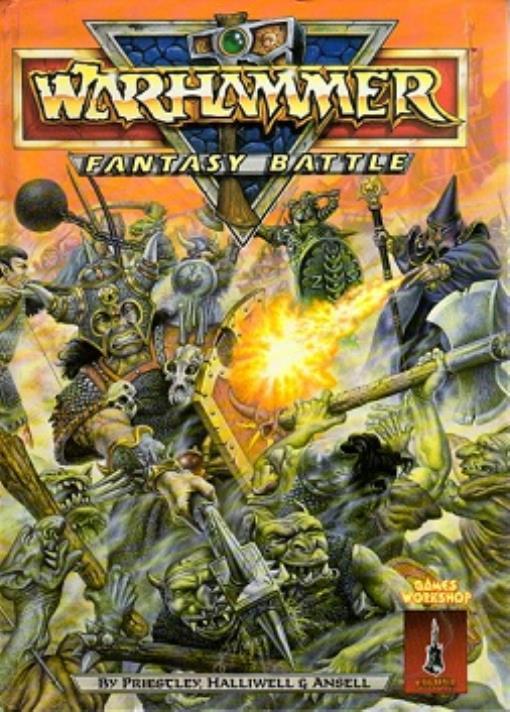 Warhammer Fantasy Battles (3rd Edition) Lightly Used by Games Workshop