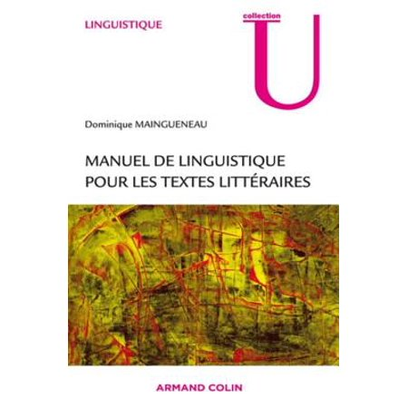 Manuel de linguistique pour le texte littéraire - eBook - Texte Original Pour Halloween