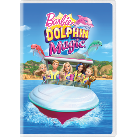 Barbie: Dolphin Magic (DVD) (The Best Magic Show)