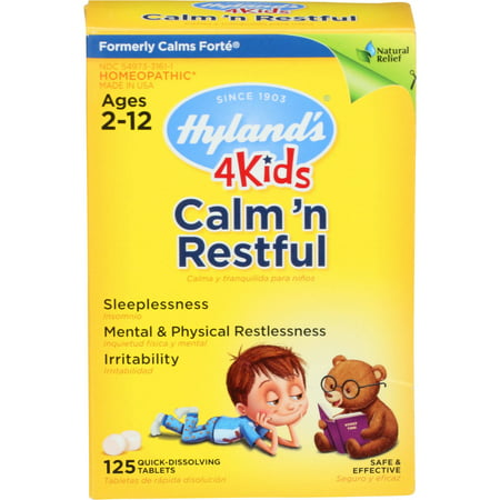 Hyland 4Kids Calm N Restful  125 Tb