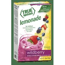 Water Flavoring: True Lemon