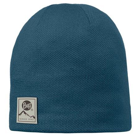 - Buff Outdoor Headwear Knitted & Polar Winter Hat Beanie Skull Cap Solid Ocean