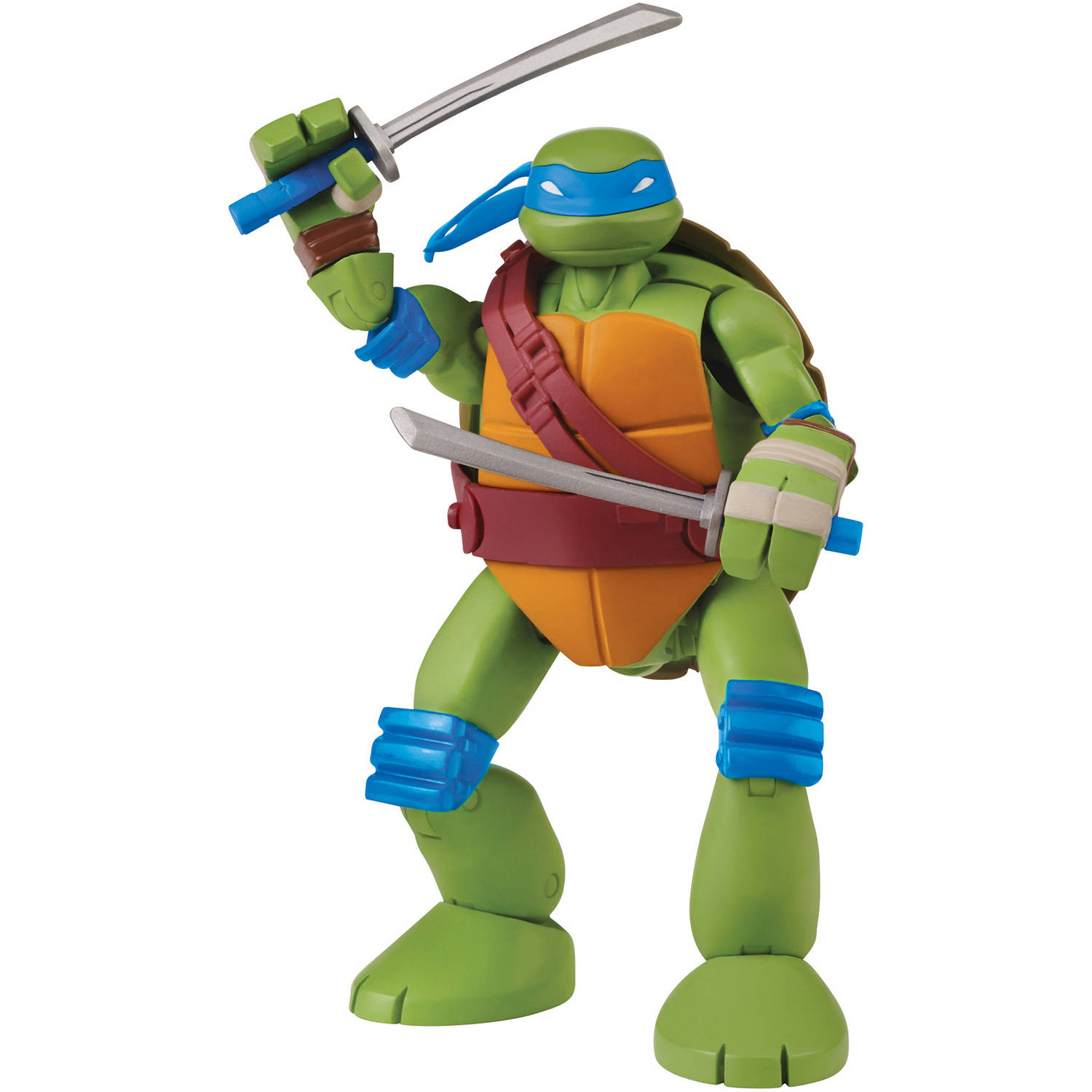 "Nickelodeon Teenage Mutant Ninja Turtles 11"" Pet to Ninja Leonardo"