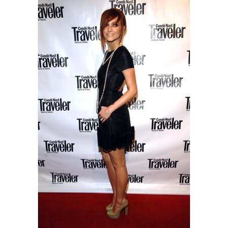 Ashlee Simpson At Arrivals For Conde Nast TravelerS Annual Hot List Issue Party Mansion Nightclub New York Ny April 17 2008 Photo By George TaylorEverett Collection (Conde Nast Traveller)