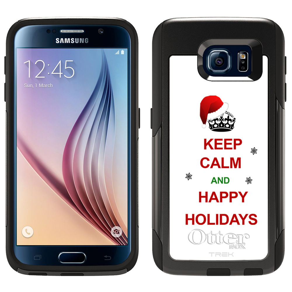 OtterBox Commuter Samsung Galaxy S6 Case - KEEP CALM and ...