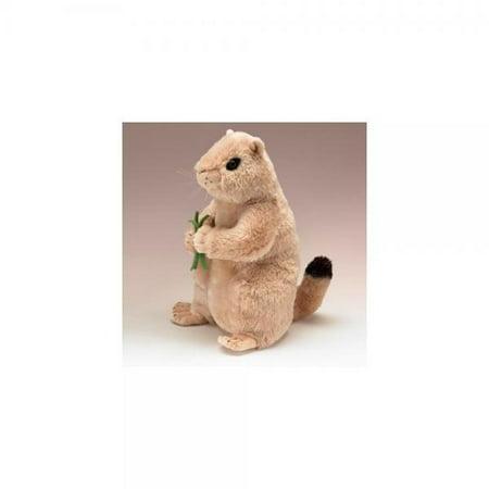"Wildlife Artists Prairie Dog Plush Toy 11"" H"