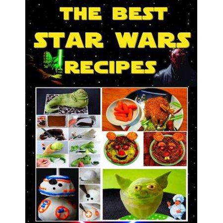 Star Wars Drinks Recipes (The Best Star Wars Recipes -)