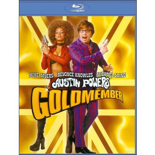 Austin Powers In Goldmember (Blu-ray) (Widescreen)