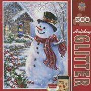 Masterpieces Let It Snow 500pc Puzzle