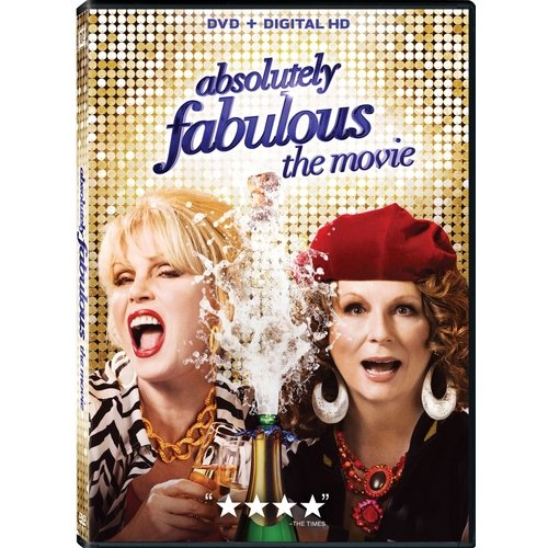 Absolutely Fabulous: The Movie (DVD + Digital HD) (Widescreen) by Twentieth Century Fox