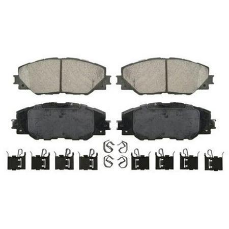 - Ceramic Disc Brake Pad Set for 2005-2007 Chevrolet Silverado 1500
