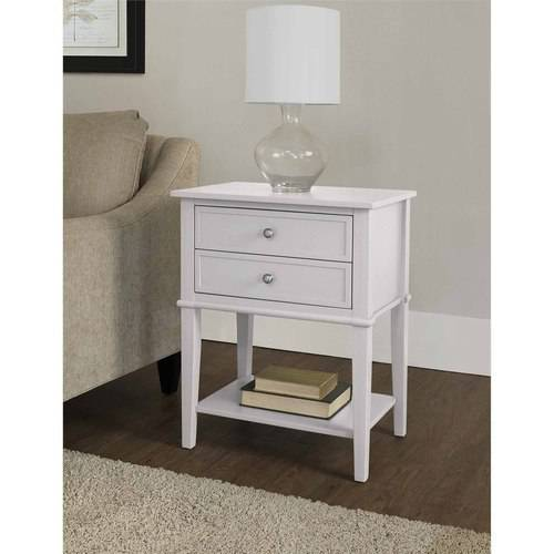 Altra Furniture Franklin 2-Drawer Accent Table, Multiple Colors by Ameriwood Industries