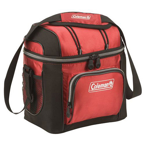 Coleman 9-Can Soft Cooler with Liner