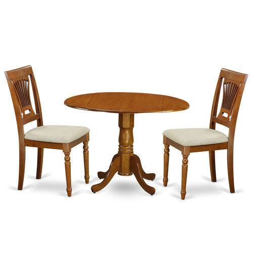 Wooden Importers Dublin 3 Piece Dining Set