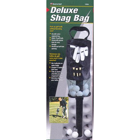 JEF World of Golf Deluxe Shag Bag