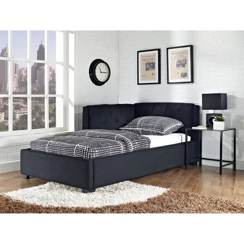 Lounge Full Bed Black Box 2 Of 2 Walmart Com