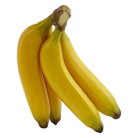 Nearly Natural Banana Bunch - Set of 4 ()