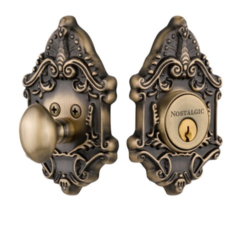 Nostalgic Warehouse Cottage Double Cylinder Keyed Alike Deadbolt