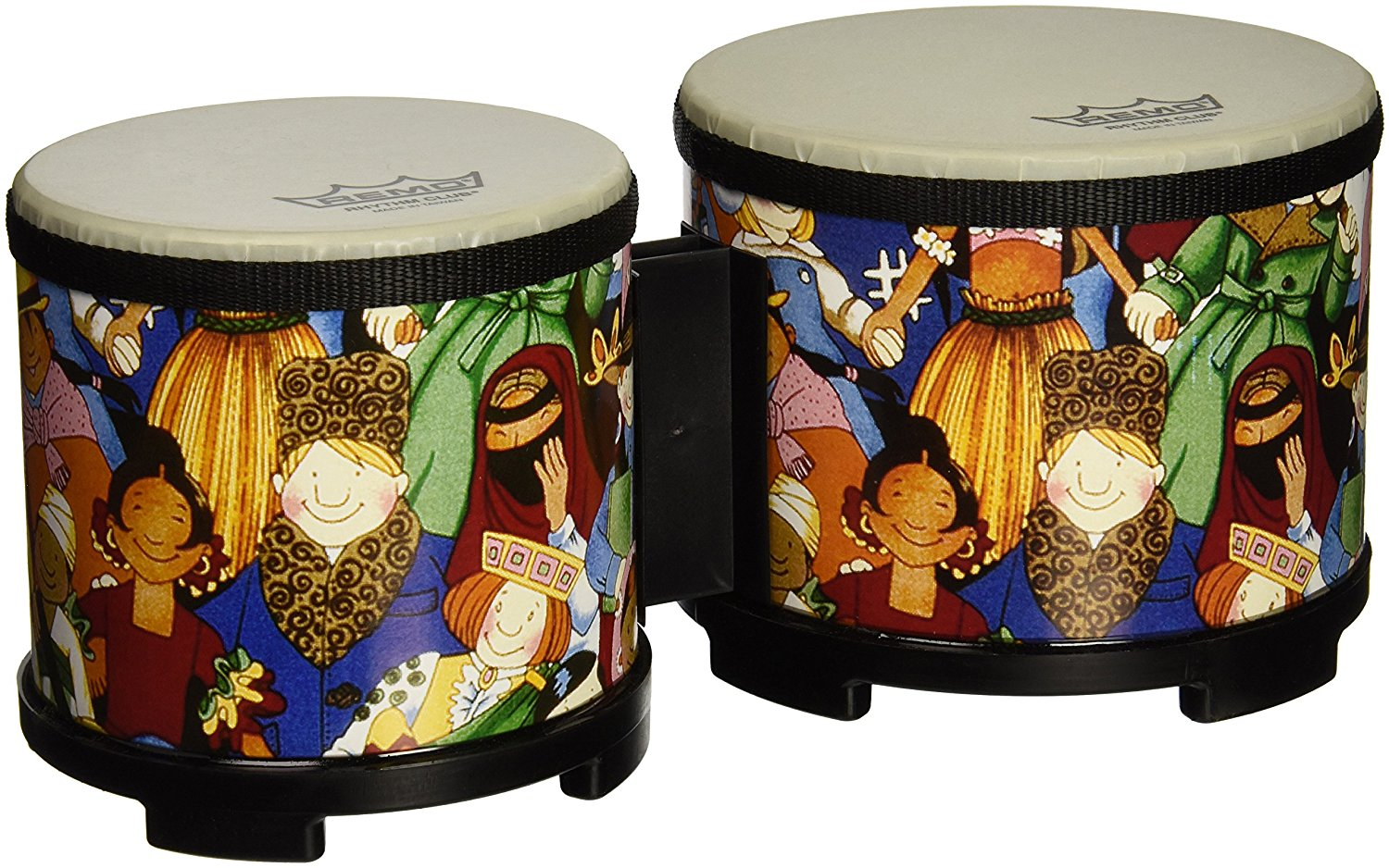"Rhythm Club Bongo Drum Rhythm Kids, 5""-6\ by"