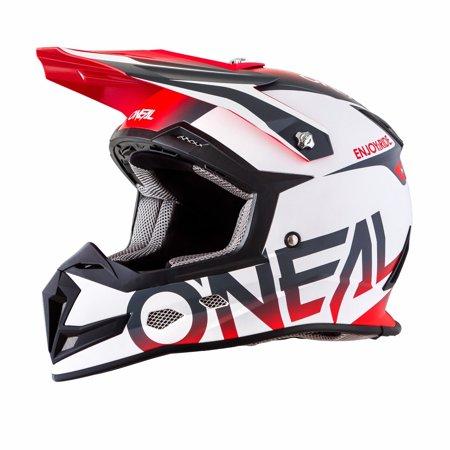 aabcdb08 Oneal 2018 5 Series Blocker ATV/UTV/MC Helmet - White/Grey/Red - X-Small -  Walmart.com