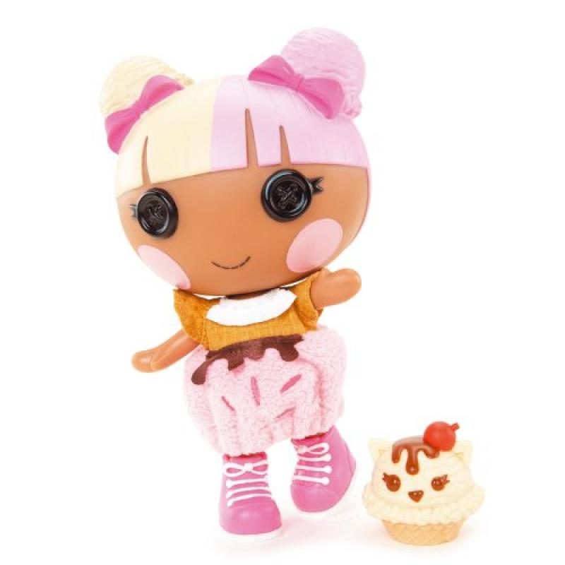 MGA Entertainment Lalaloopsy Littles Spoons Waffle Cone Doll