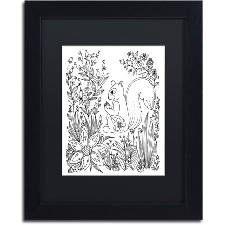 Woodland Faries (Trademark Fine Art