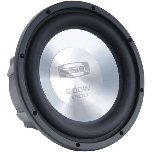 "SOUNDSTORM E10D E Series Subwoofer (10"" 1200 Watts)"
