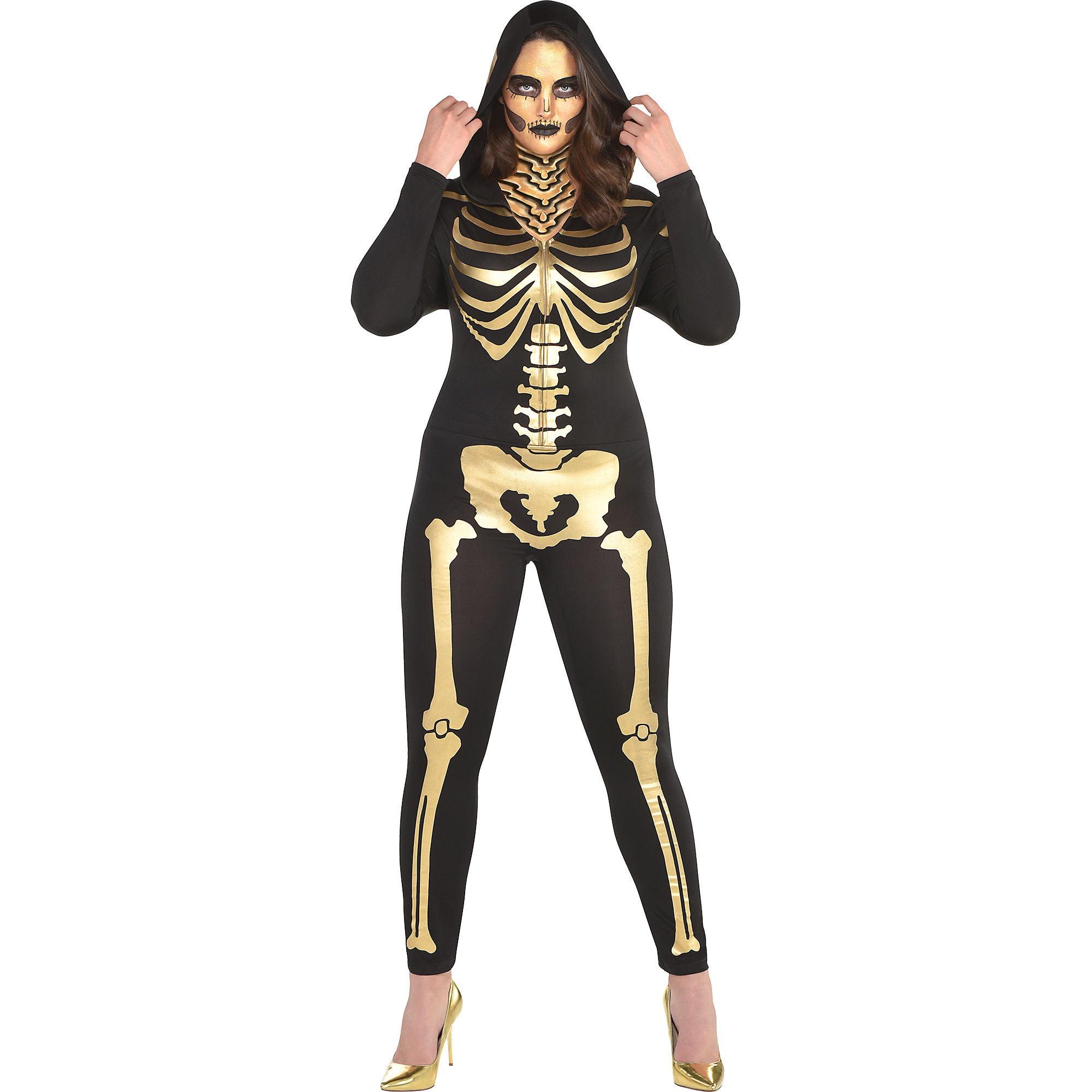 Skeleton Baby Bones Costume Toddler Halloween Fancy Dress Costume 6-24 Months