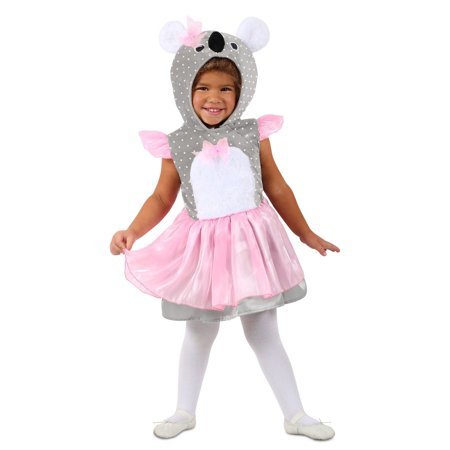 Halloween Girl's Kimmy Koala Toddler Costume](Lenti Halloween Online)