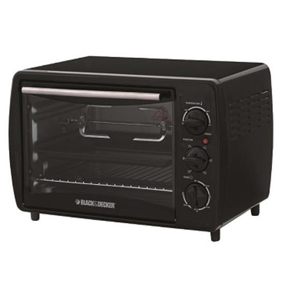 Black & Decker TRO2000R 19L Toaster Oven 220-240 Volts 50/60Hz Export Only