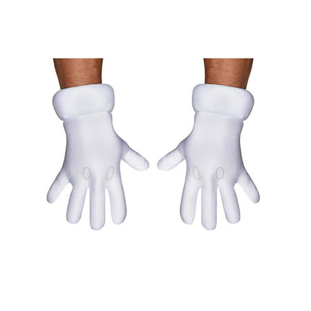 Men's Super Mario Brothers Gloves for $<!---->