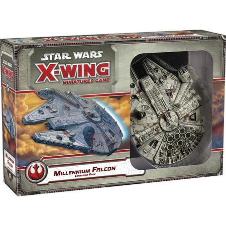 - Star Wars: X-Wing – Millennium Falcon