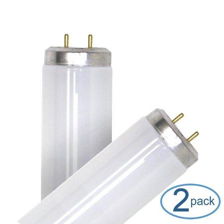GE Kitchen and Bath 40-Watt T12, 2-Pack