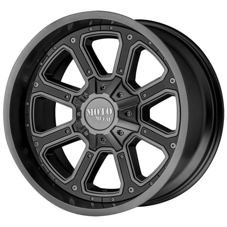 Metal Wheel - Moto Metal MO984 Shift 20x10 5x5.5