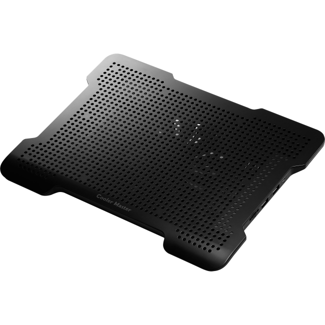 Cooler Master NotePal X-Lite II Slim Laptop Cooling Pad w/ 140mm Silent Fan