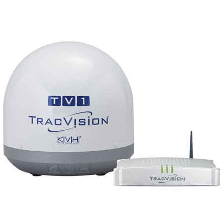 Kvh Tracvision Tv1 Circular  Lnb For North America