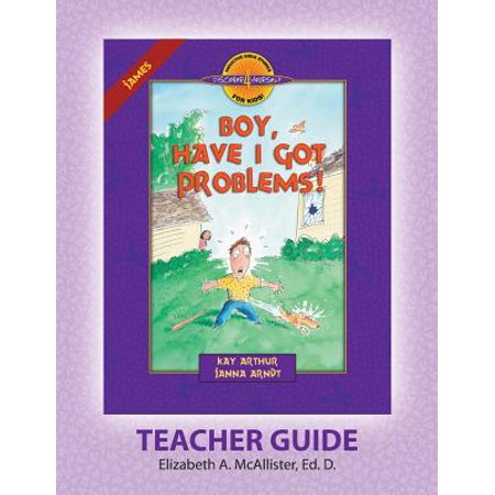 Discover 4 Yourself(r) Teacher Guide : Boy, Have I Got
