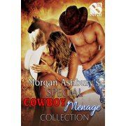 Morgan Ashbury's Special Cowboy Menage Collection - eBook