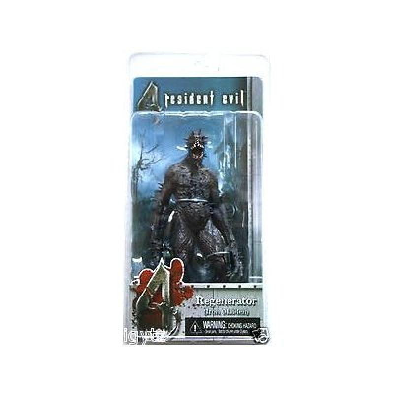 Neca Resident Evil 4 Series 2 Action Figure Iron Maiden R...
