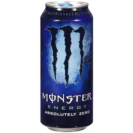Fantastic Monster Absolutely Zero Energy Drink 16 Fl Oz Ocoug Best Dining Table And Chair Ideas Images Ocougorg