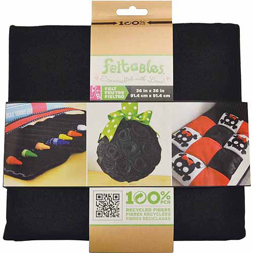 "New Image Group Feltables Craft Pack Printed Felt, 36"" x 36"""