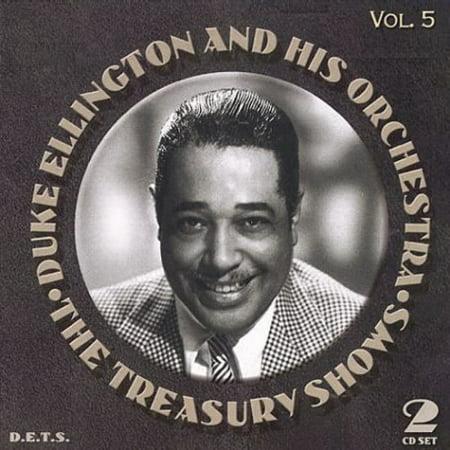 Duke Ellington - Vol. 5-Duke Ellington Treasury Shows [CD]